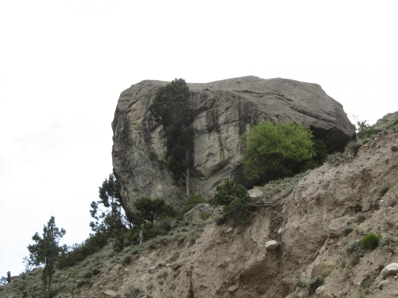 A picture from Nanga parbet by Shehryar Khattak