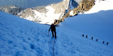 A picture from Gran Paradiso / Grand Paradis by Orso Bruce