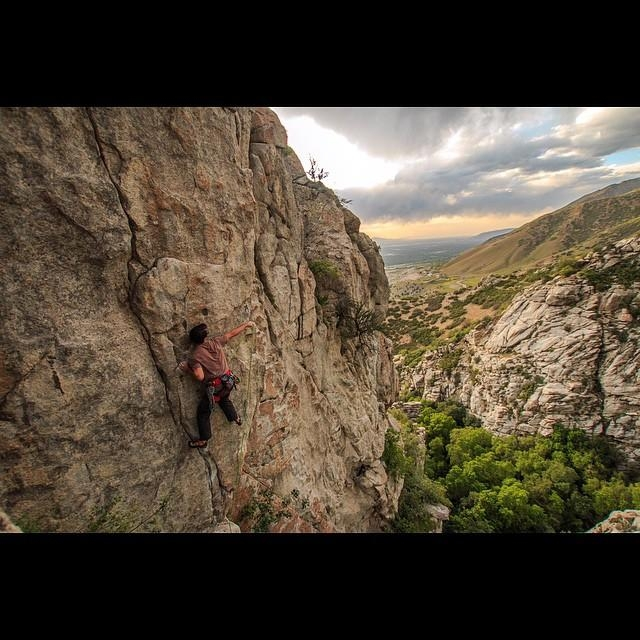 A picture from Ferguson Canyon by Grant Michael
