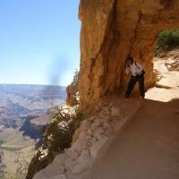 Grand Canyon South Rim by Pablo Cortes