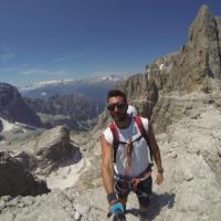 Dolomiti di Brenta / Brenta Dolomites by Francesco Gozzi