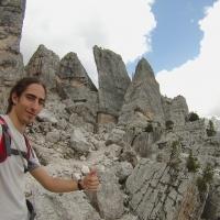 Dolomites by Erik Molnár
