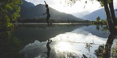 A picture from Lac de Passy - Haute Savoie by Simond