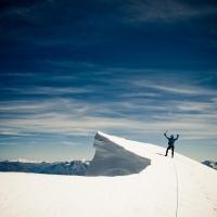 Mont Blanc du Tacul by Maciek Ostrowski