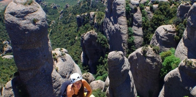 A picture from Montserrat by Lory Carpano