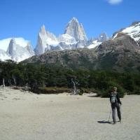 Cerro Chaltén / Fitz Roy by Fernanda Liz
