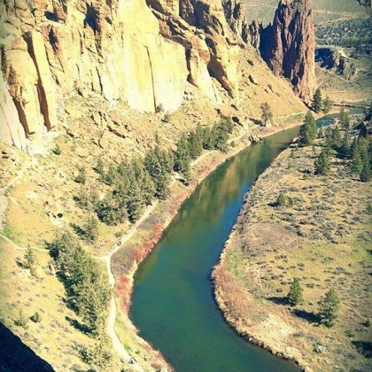 Smith Rock by Climb X Gear
