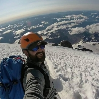 Mt. Rainier by Tim Holiday