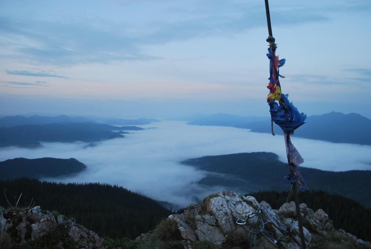 A picture from Romania -Rarau piatra mare by Nicu Simionescu