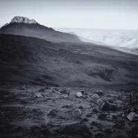 Kilimanjaro / Uhuru/Kibo Peak by Quentin Coster