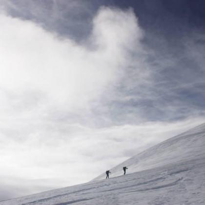 Monte Rossa Massif by Igor Bujas