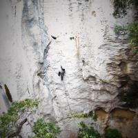 Grotta dell\'Edera by Fabien Grimpe-a-vue