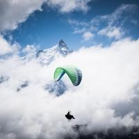 Aiguille du Midi by Michi Wohlleben