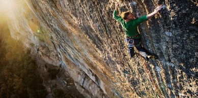 A picture from Oliana by Mammut