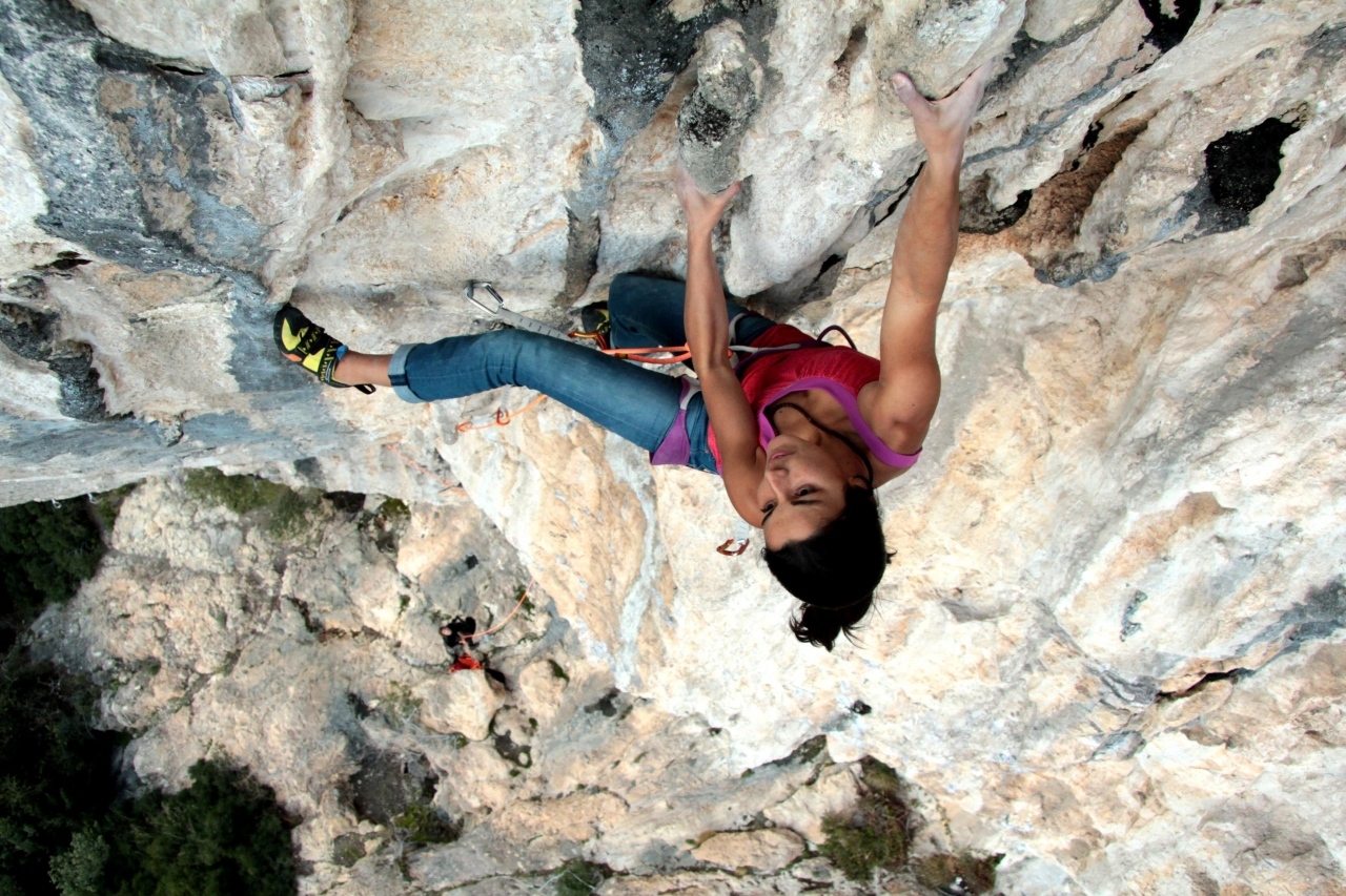 A picture from Gorges du Verdon by Scarpa