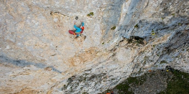 A picture from Picos de Europa by Scarpa