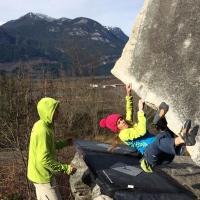 Squamish by Scarpa