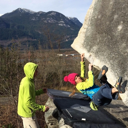 Squamish by Scarpa