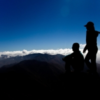 Jebel Toubkal, Morrocco by Anass ERRIHANI