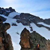 Mont Blanc du Tacul by Scarpa