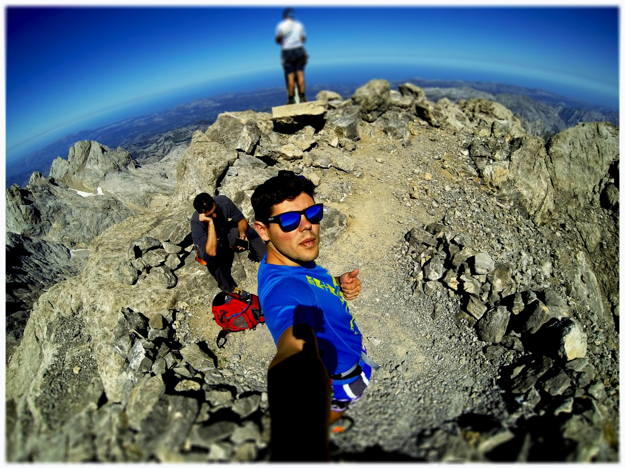 A picture from Picos de Europa by Esteban Rodriguez