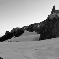 Pointe Helbronner by Tommaso Randolfi