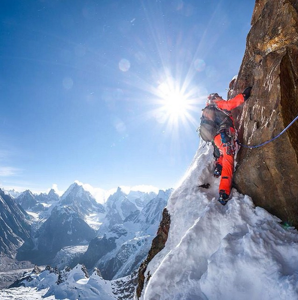 A picture from Guess Where by Mammut