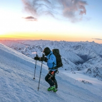 Mt Elbrus by Mammut