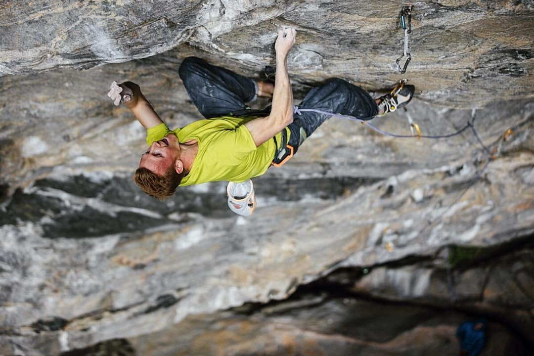 A picture from Flatanger by Mammut