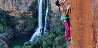 A picture from Waterval Boven by Mammut
