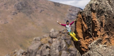 A picture from Cachimayo by Mammut