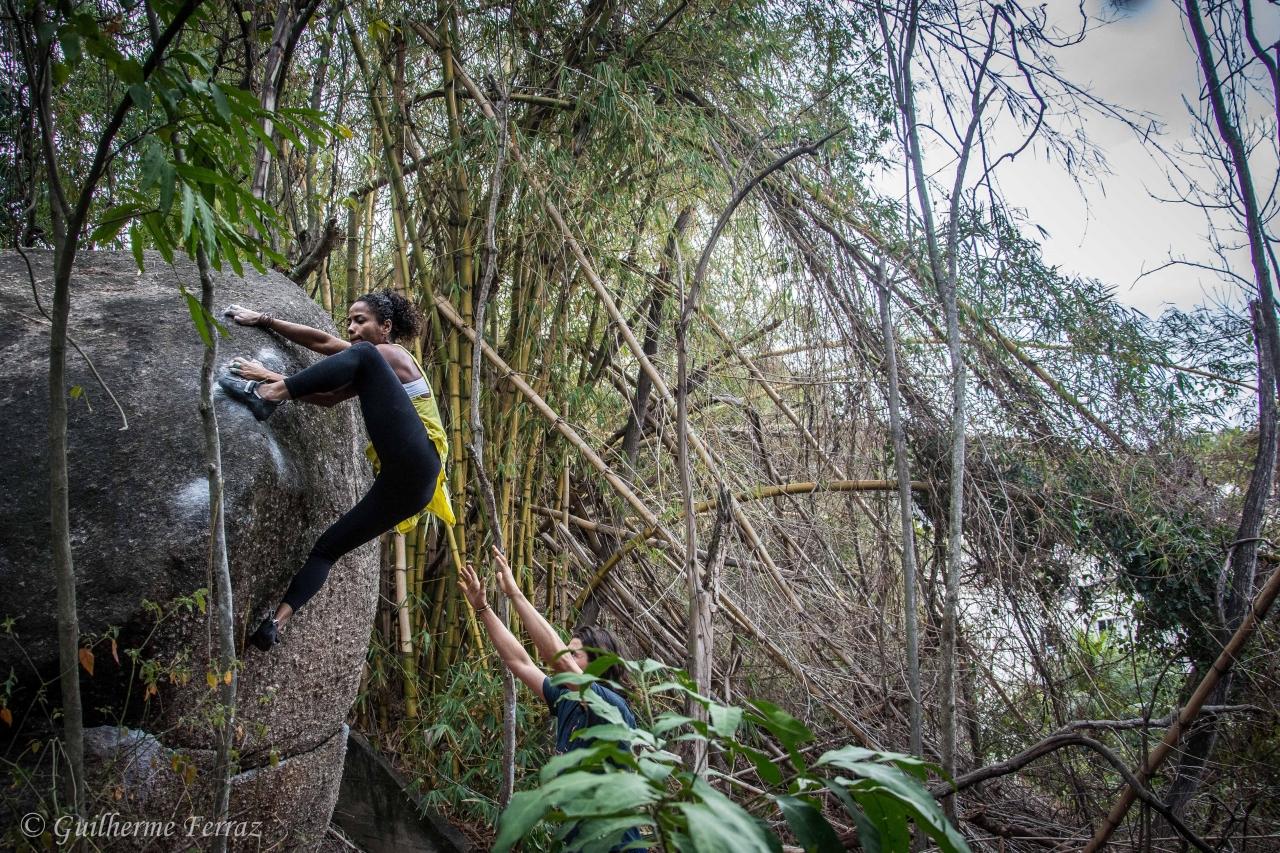 A picture from Reserva Florestal do Grajaú by Guilherme Ferraz