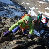 Kletterpark Pitztaler Gletscher by Dynafit