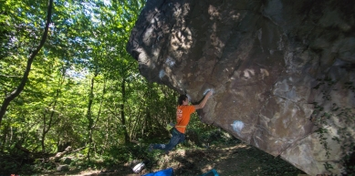A picture from Cimbergo by Climbing Technology