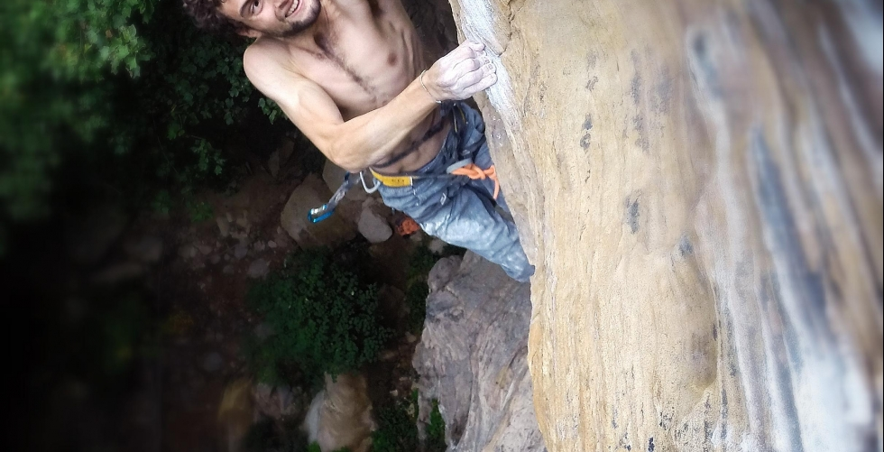 Silvio Reffo's diary in The Red River Gorge (RRG)