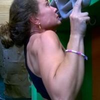New Rock Climbing Gym by Geraldine Doumont