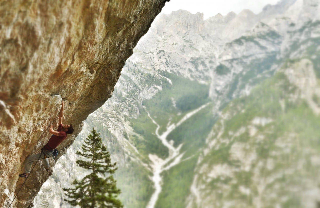 A picture from Cortina d\'Ampezzo by Climbing Technology