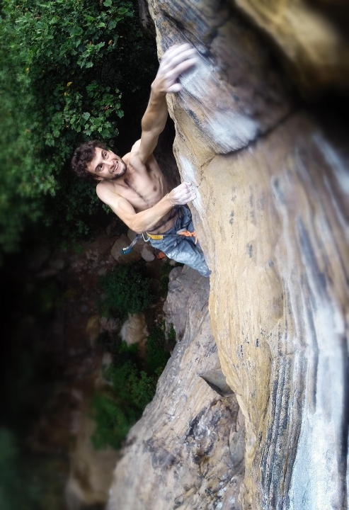 A picture from The Red River Gorge (RRG) by Climbing Technology