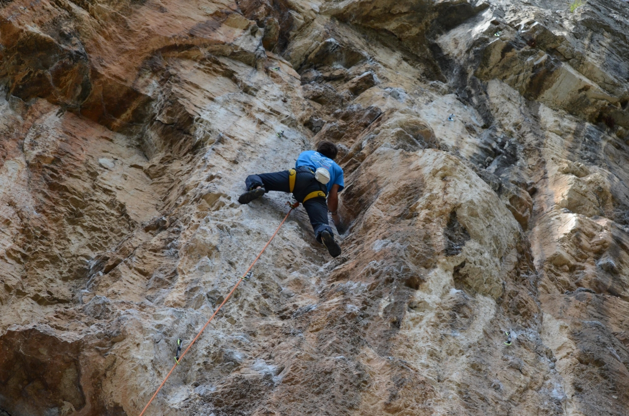 A picture from Massone, Arco, Italy by Climbing Technology