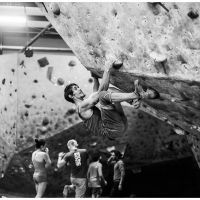 North Austin Rock Gym (NARG) by Stephen Kirk