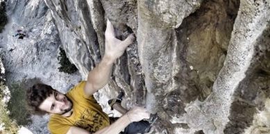 A picture from terra promessa arco by Climbing Technology