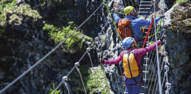 A picture from Gressoney-La-Trinite by Climbing Technology