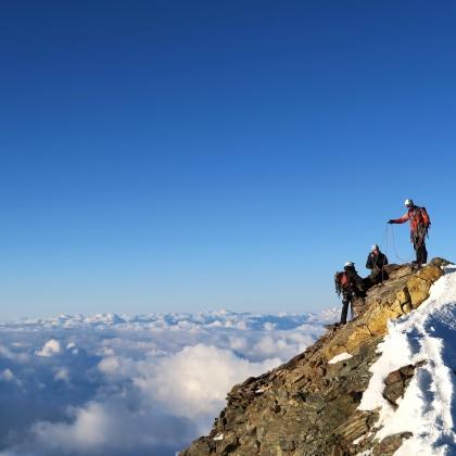 Matterhorn by Gauthier Poncelet