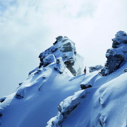 Tasman Glacier by Mammut