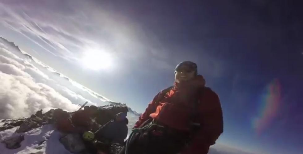 Climbing the Matterhorn for Parkinson's disease in Matterhorn