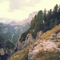 Monte Piana, Misurina by Andrea Agostini