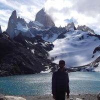 Cerro Chaltén / Fitz Roy by Salman Zahid