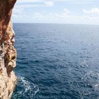 Cueva del Diablo, Mallorca by Globe Climber