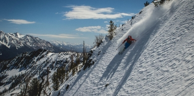 A picture from Sun Valley by Dynafit