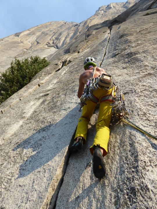 A picture from El Capitan by Etienne Bernard